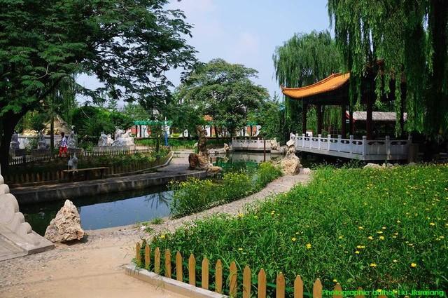 中国生态农业第一村——留民营