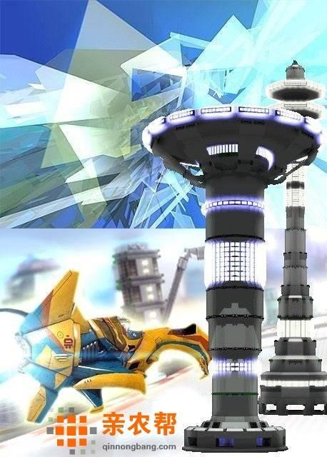 【游戏】3D效果,兼具速度与科幻,未来战士的雷霆之战一触即发