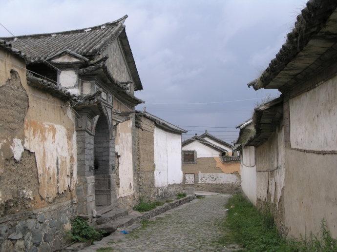 白族扎染之乡 - 周城