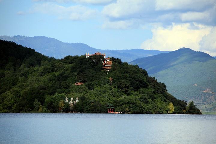 泸沽湖:神奇的东方女儿国