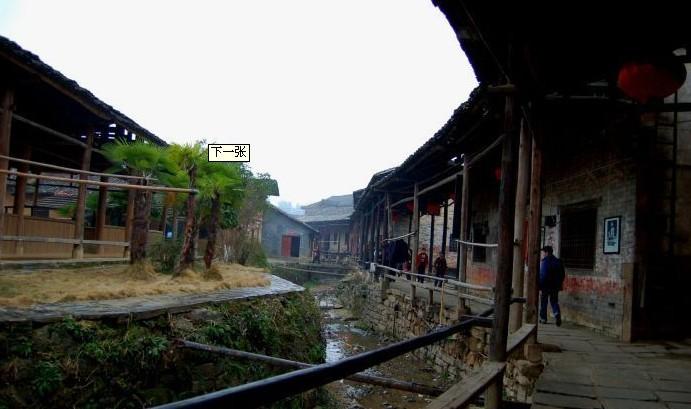天下第一村 - 张谷英村