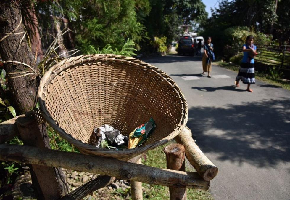 全亚洲最干净的乡村 - 印度莫里农